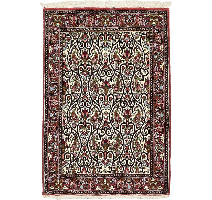 75cm x 107cm Bidjar Persian Rug