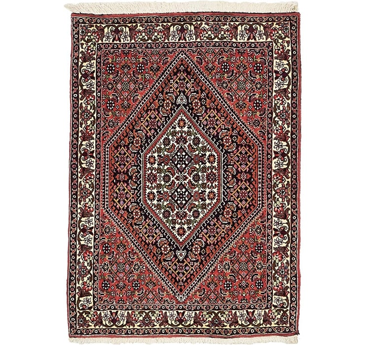 Image of 2' 4 x 3' 4 Bidjar Persian Rug