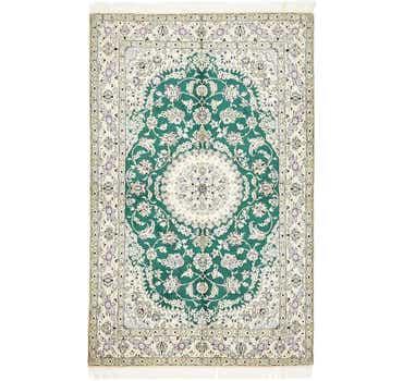 Image of 5' 2 x 8' 1 Nain Persian Rug