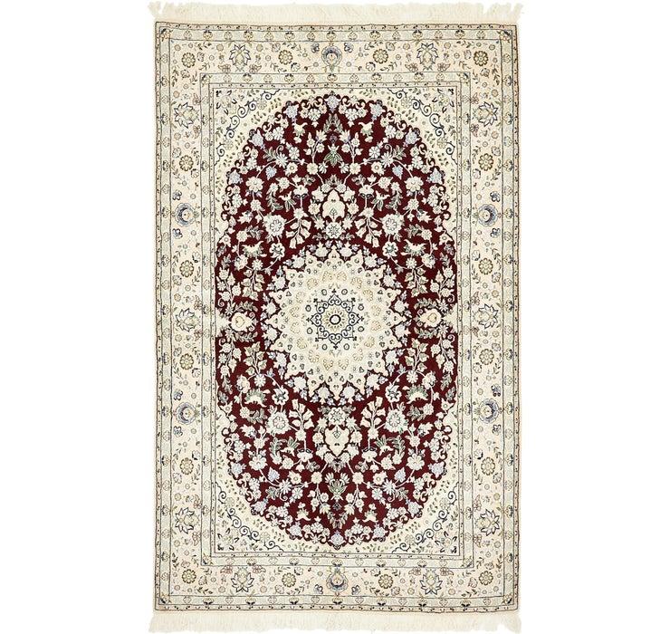 145cm x 240cm Nain Persian Rug