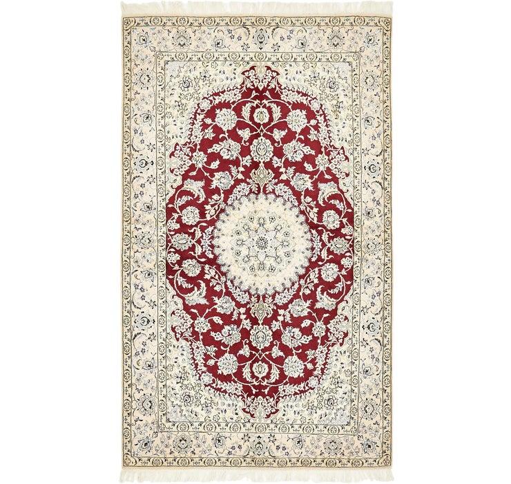 152cm x 257cm Nain Persian Rug