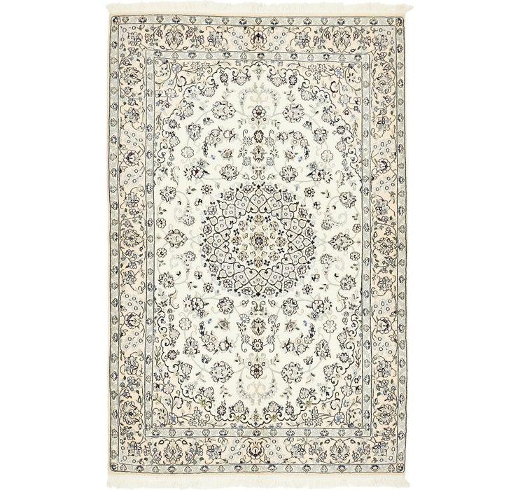 163cm x 250cm Nain Persian Rug