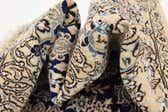 5' 1 x 8' 5 Nain Persian Rug thumbnail