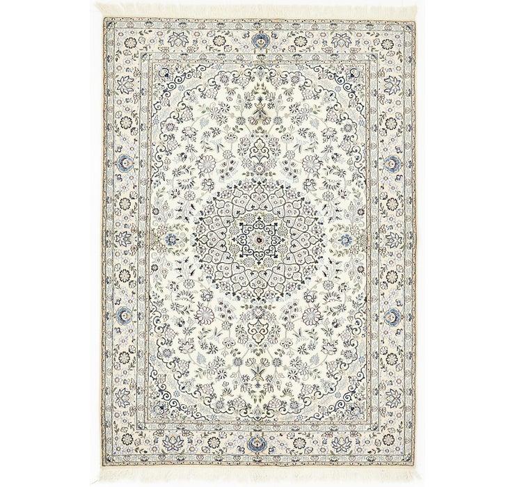160cm x 230cm Nain Persian Rug