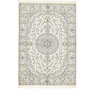 5' 3 x 7' 7 Nain Persian Rug main image