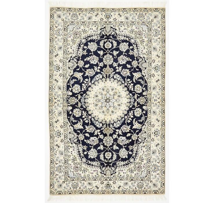 157cm x 250cm Nain Persian Rug