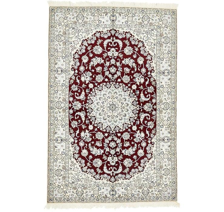 157cm x 240cm Nain Persian Rug