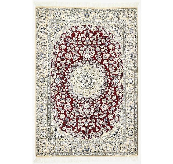 147cm x 213cm Nain Persian Rug