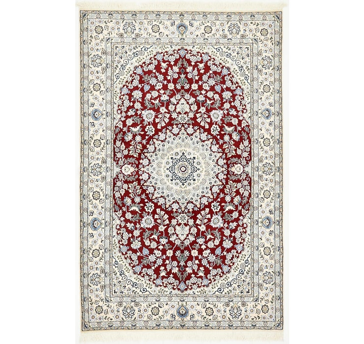 152cm x 240cm Nain Persian Rug
