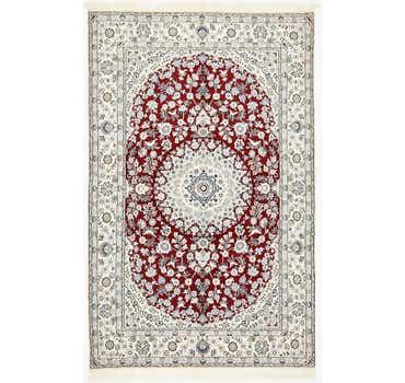 Image of 5' x 7' 11 Nain Persian Rug