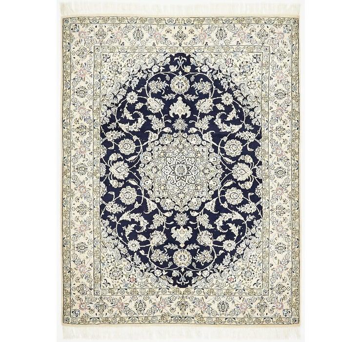 147cm x 198cm Nain Persian Rug