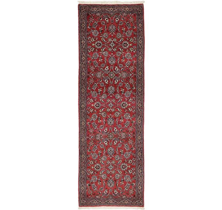 75cm x 250cm Bidjar Persian Runner Rug