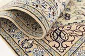 3' 2 x 4' 9 Nain Persian Rug thumbnail