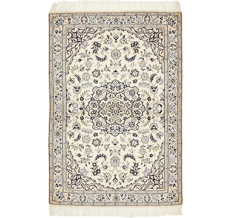 97cm x 145cm Nain Persian Rug