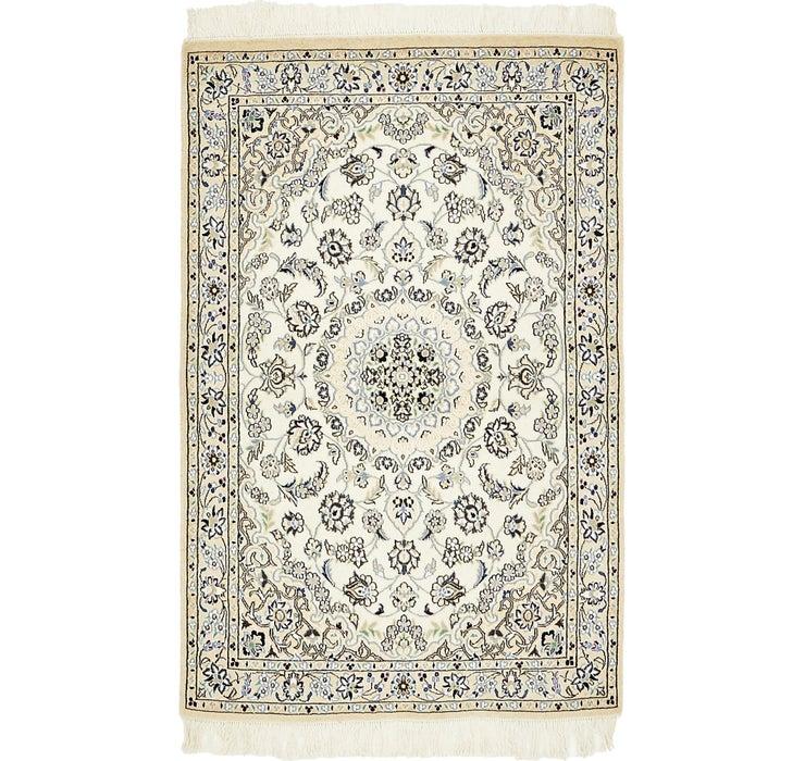100cm x 150cm Nain Persian Rug