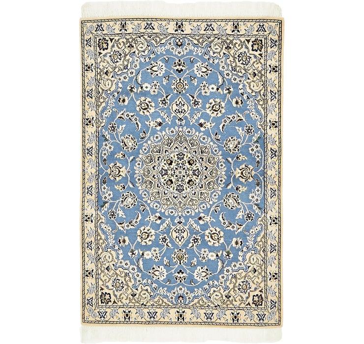 97cm x 147cm Nain Persian Rug