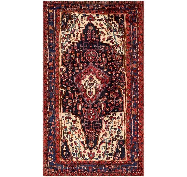 170cm x 305cm Nahavand Persian Rug