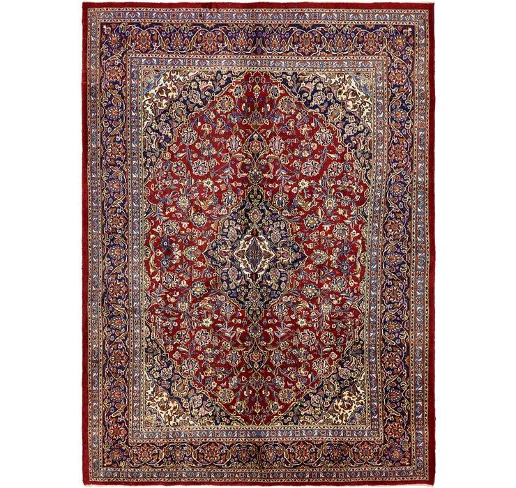 292cm x 400cm Mashad Persian Rug