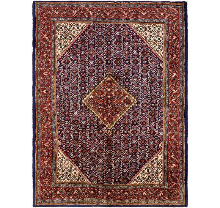9' 6 x 12' 7 Farahan Persian Rug