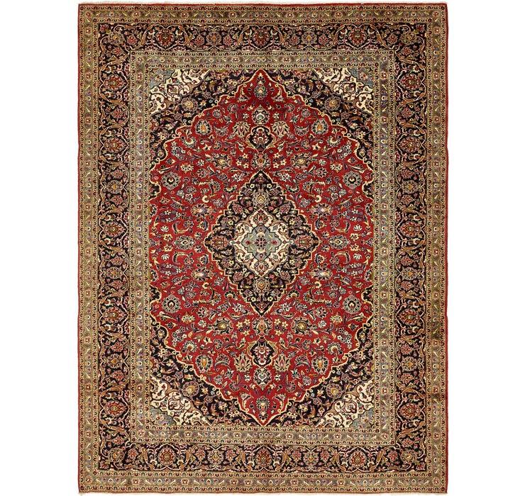 300cm x 395cm Kashan Persian Rug