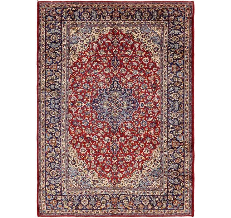 297cm x 417cm Isfahan Persian Rug