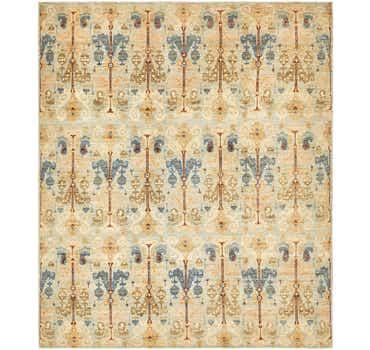 Image of 8' 3 x 9' 9 Ikat Oriental Rug
