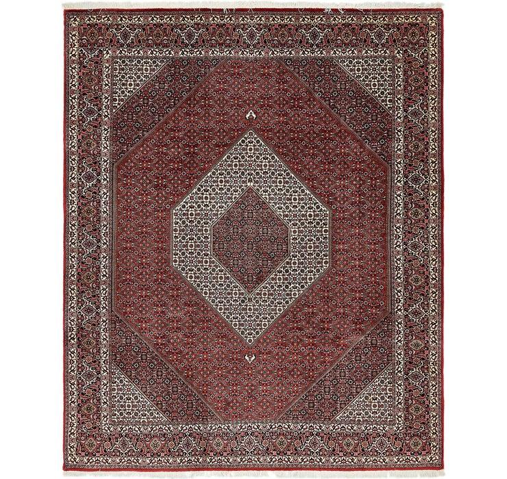 6' 4 x 10' Bidjar Persian Rug