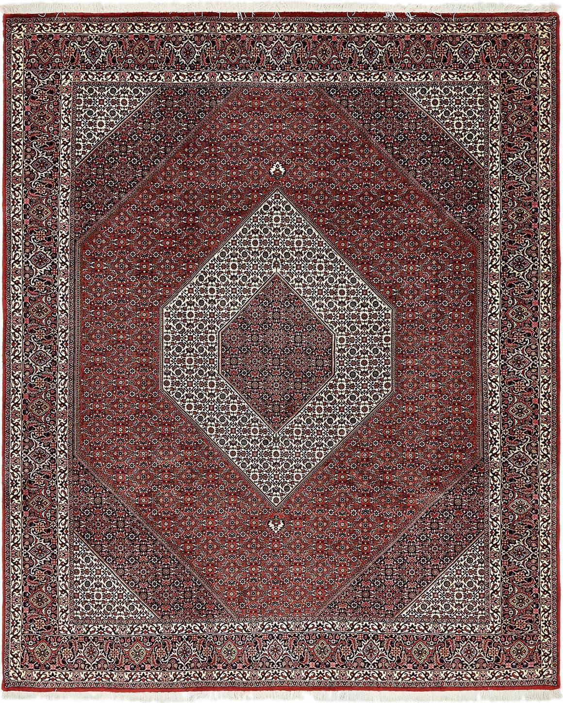 6' 4 x 10' Bidjar Persian Rug main image