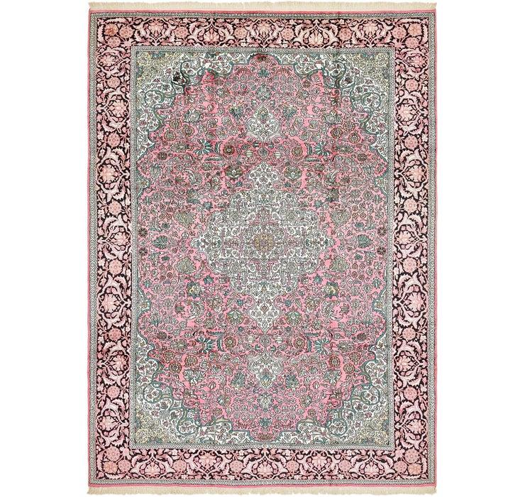 235cm x 335cm Kashmir Oriental Rug