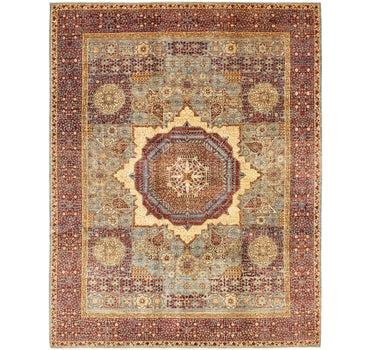 9' 2 x 11' 6 Mamluk Ziegler Oriental Rug main image