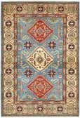 3' 4 x 4' 10 Kazak Rug thumbnail