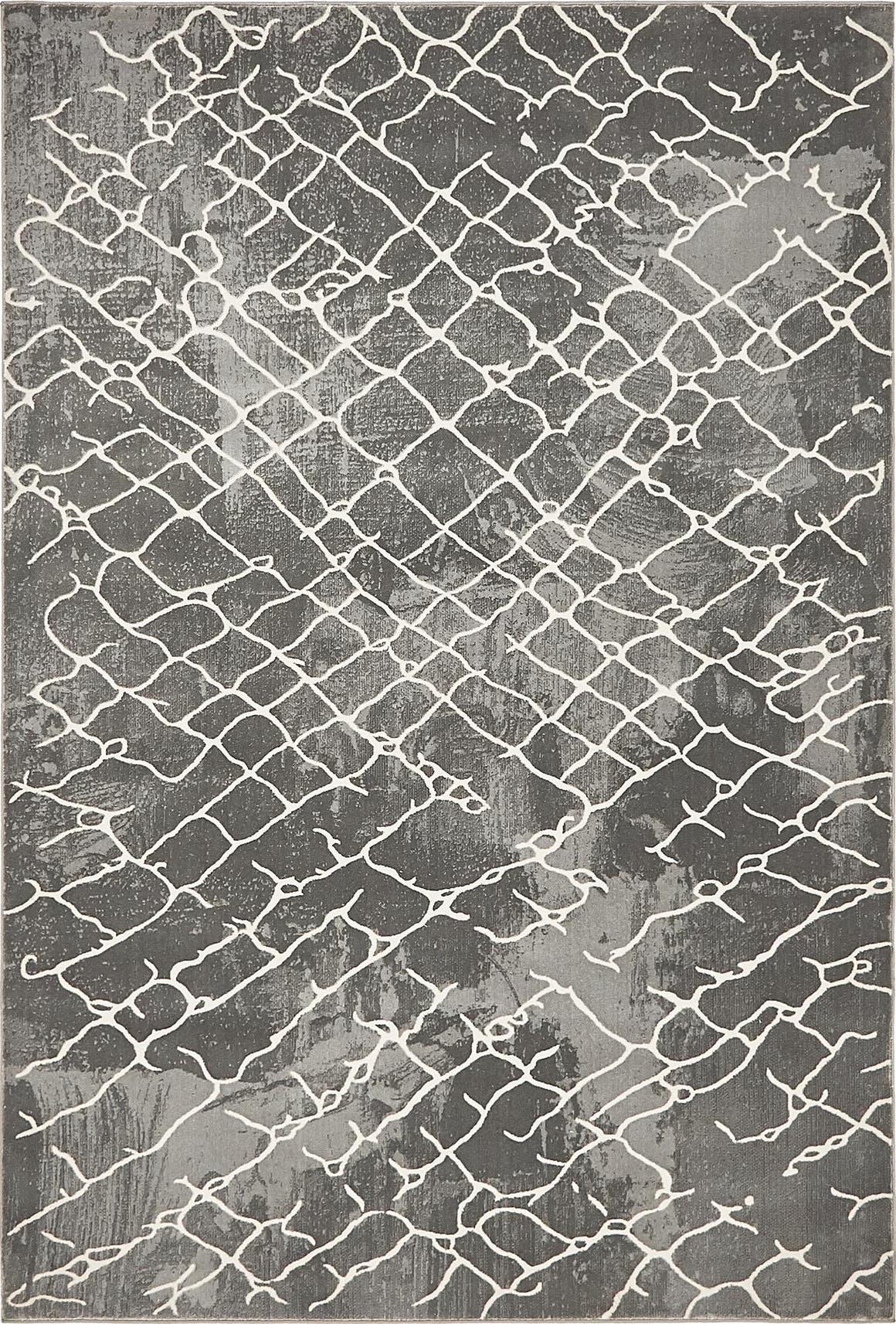 5' 2 x 7' 7 Monogram Rug main image