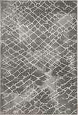 5' 2 x 7' 7 Monogram Rug thumbnail