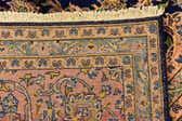 8' 2 x 12' 4 Kashan Persian Rug thumbnail