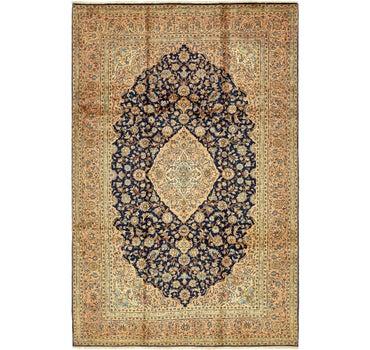 8' 2 x 12' 4 Kashan Persian Rug main image