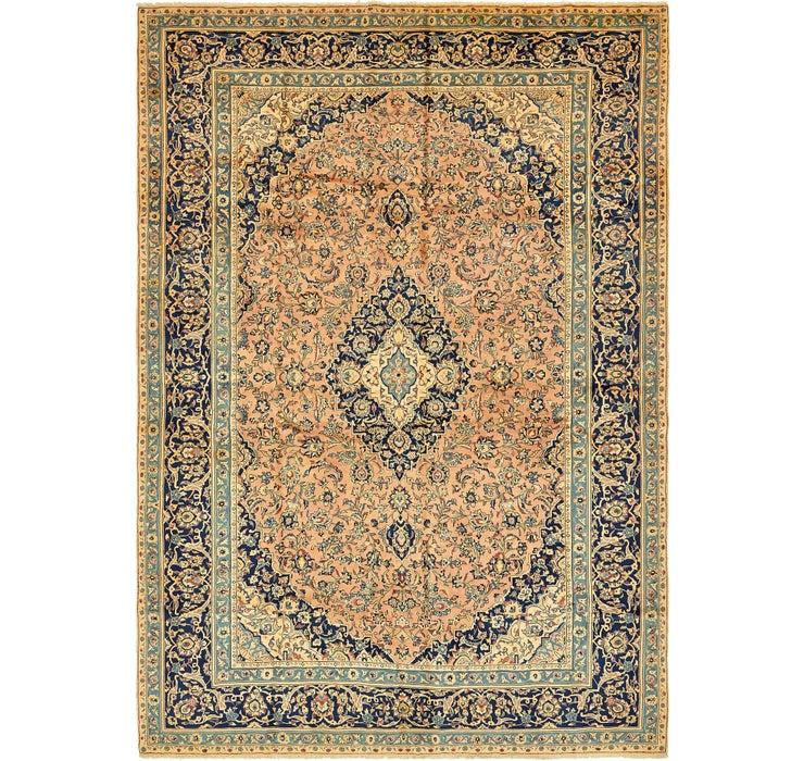 295cm x 427cm Kashan Persian Rug