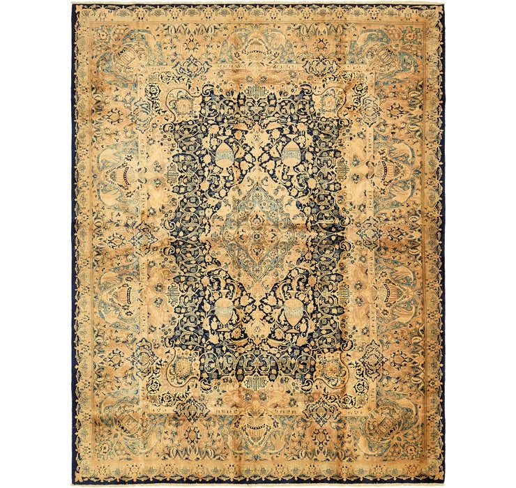 9' 10 x 12' 8 Kashmar Persian Rug