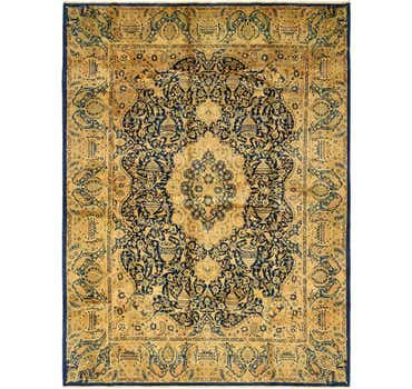 Image of 9' 10 x 13' Kashmar Persian Rug