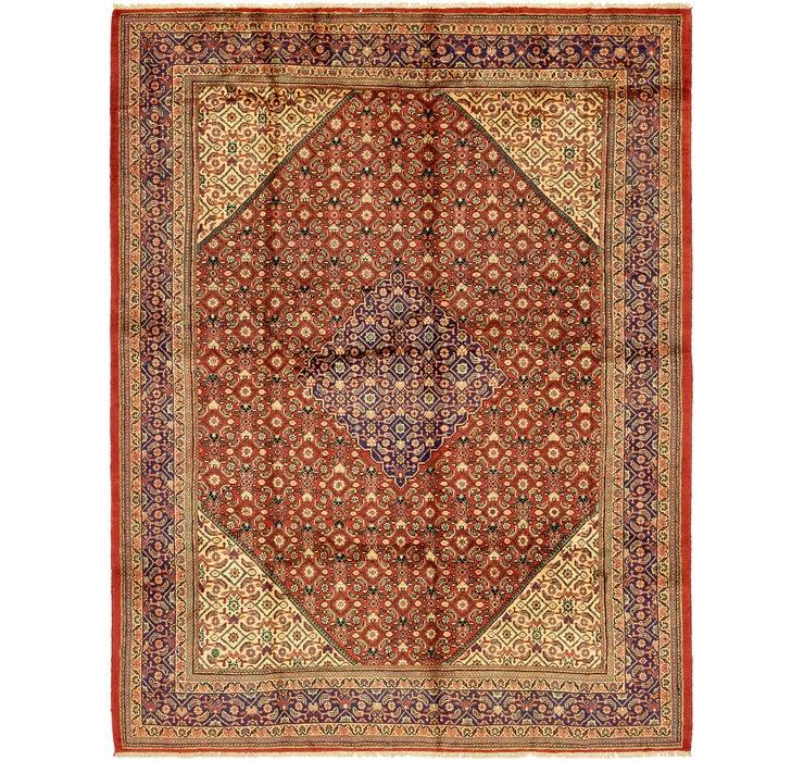 310cm x 395cm Mahal Persian Rug