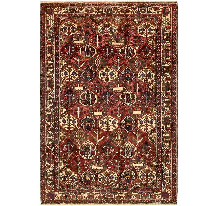 7' x 10' 5 Bakhtiar Persian Rug