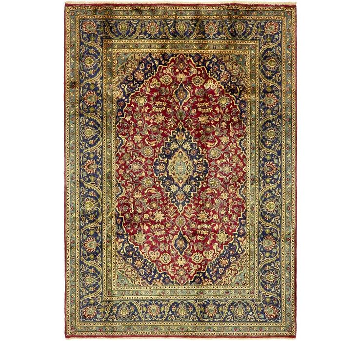 6' 8 x 9' 8 Kashmar Persian Rug