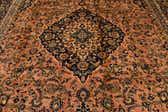 10' x 13' 7 Kashan Persian Rug thumbnail