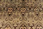 5' 6 x 8' 4 Ikat Oriental Rug thumbnail