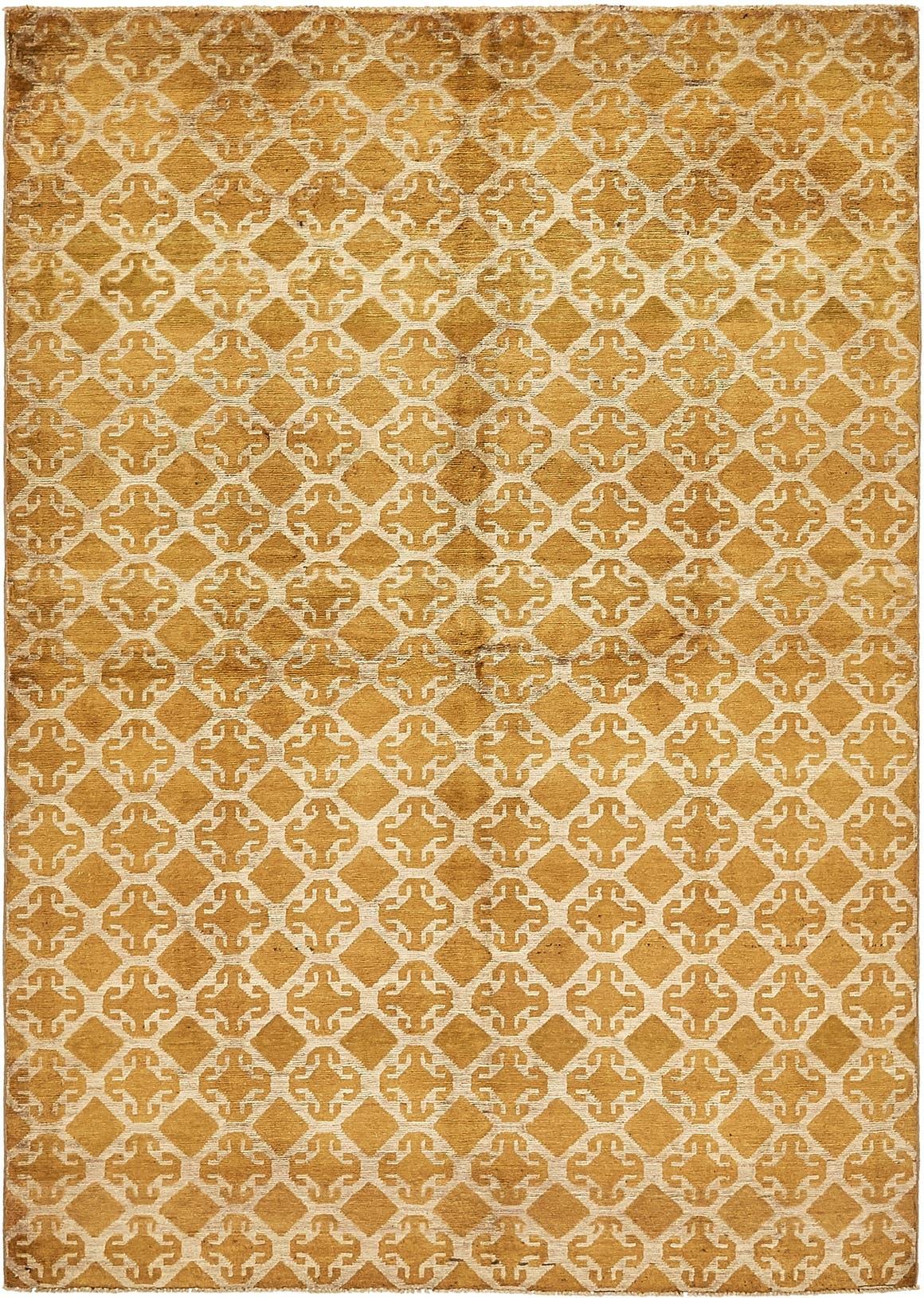 5' 6 x 7' 10 Ikat Oriental Rug main image