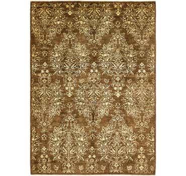 Image of 5' 9 x 8' Peshawar Ziegler Orient...