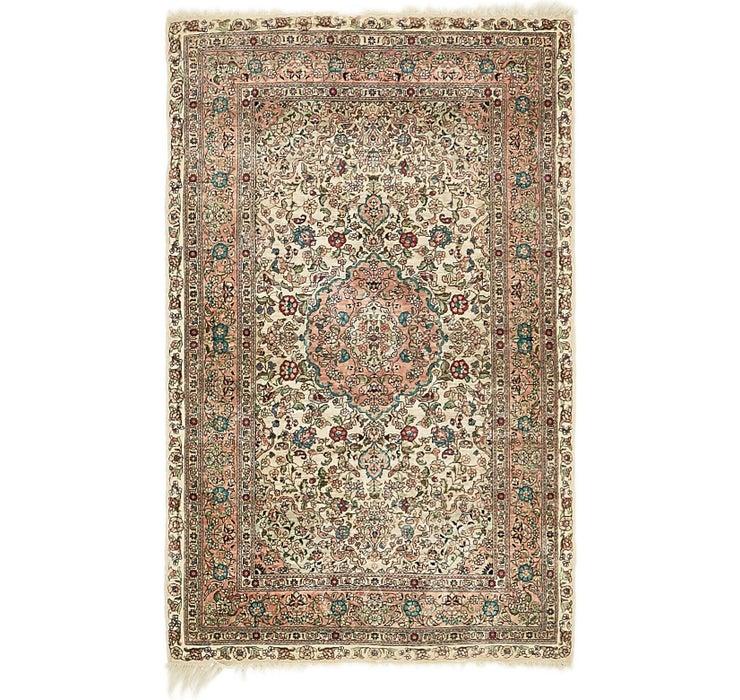 80cm x 122cm Hereke Oriental Rug