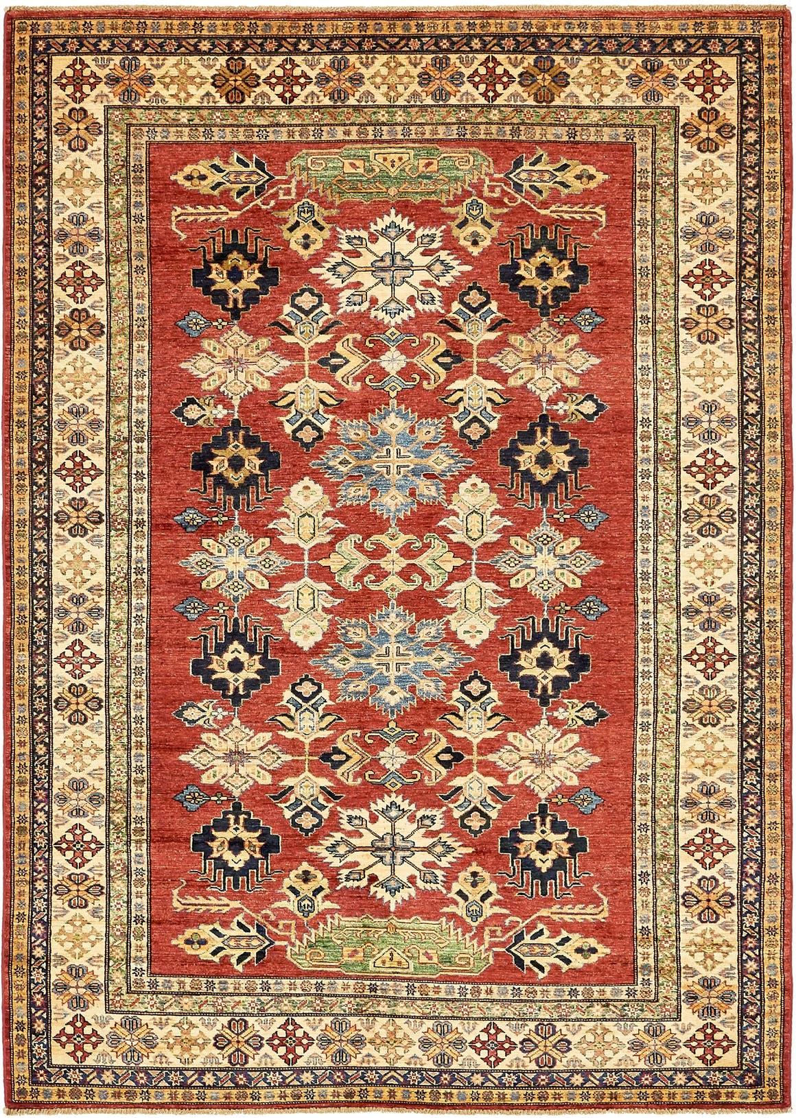 6' 2 x 8' 9 Kazak Rug main image