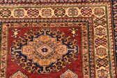 3' 3 x 4' 7 Kazak Oriental Rug thumbnail
