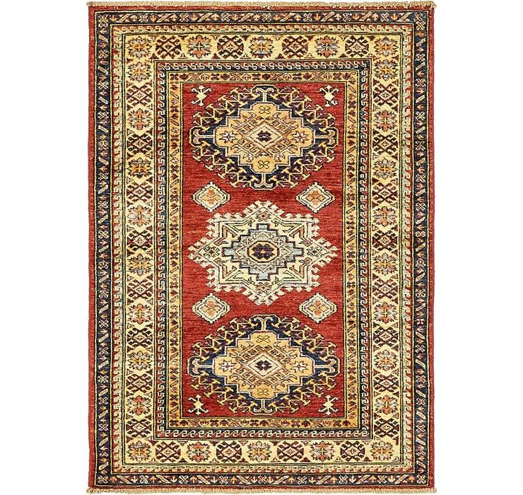 3' 3 x 4' 7 Kazak Oriental Rug