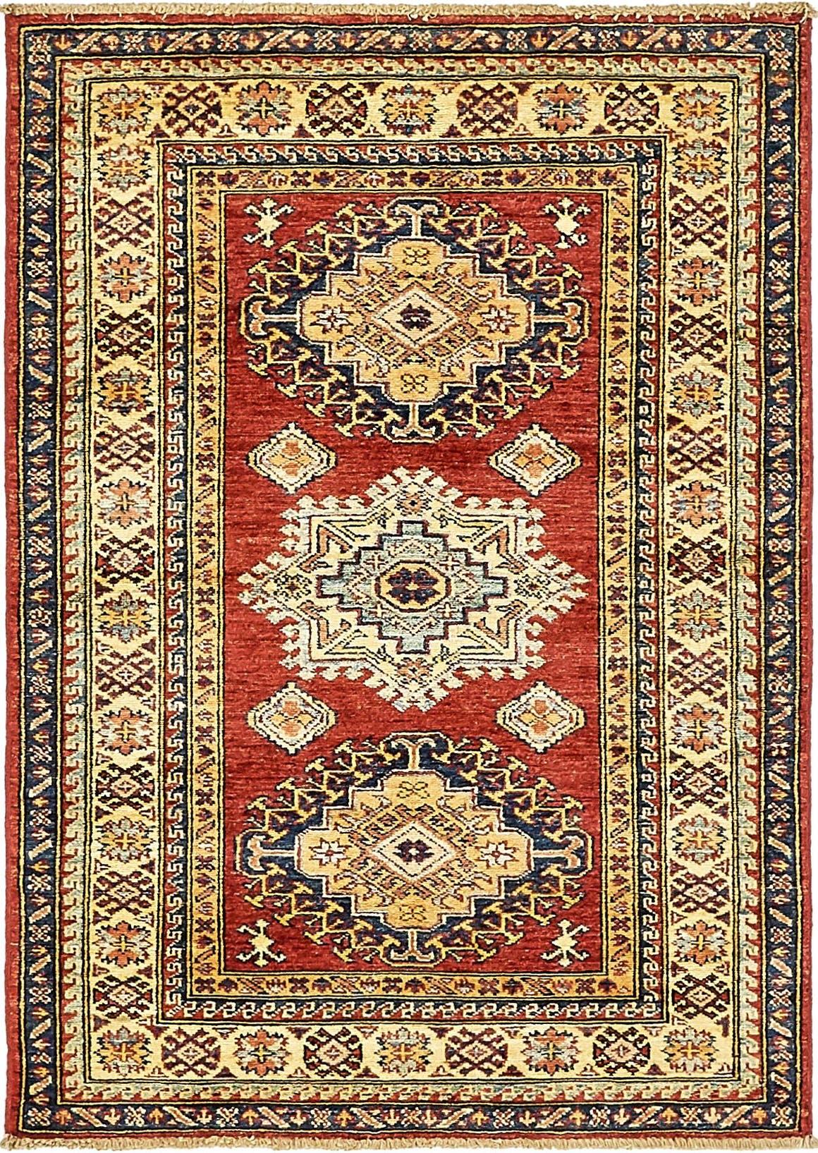 3' 3 x 4' 7 Kazak Oriental Rug main image